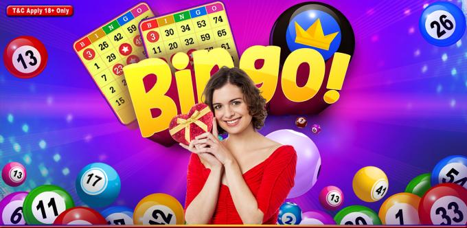 Offered by online bingo site UK enjoyable bingo game – Delicious Slots