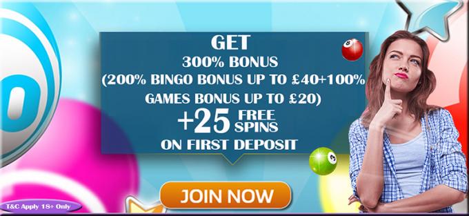 The online bingo site UK on think