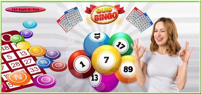 Play on online bingo site UK at Quid Bingo - Brand new slots sites in the UK