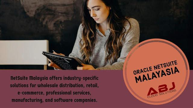 Importance of Oracle NetSuite Malaysia