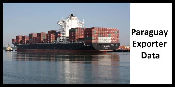 Paraguay Export Data