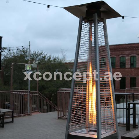 Pyramid Outdoor Gas Heaters Rental & Suppliers Dubai UAE