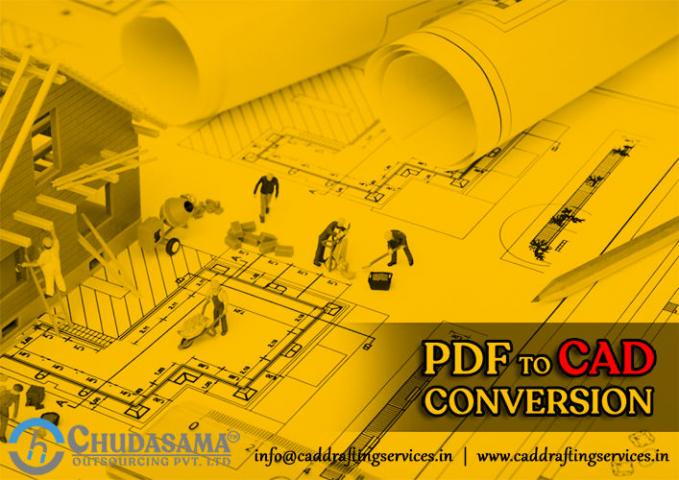 PDF to CAD Conversion   CAD Conversion Services   Paper to CAD Drawing - COPL