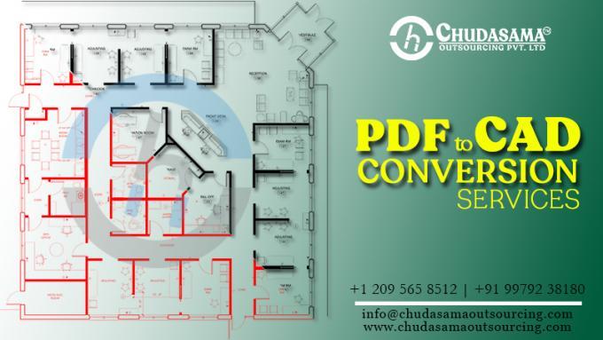 PDF to CAD Conversion   Sketch, Paper to CAD Conversion Services