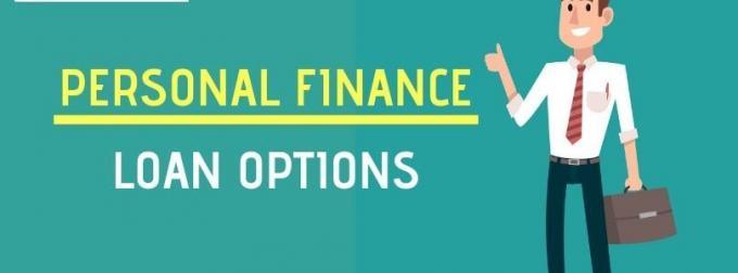 Personal Finance Loan Options – DealsOfLoan