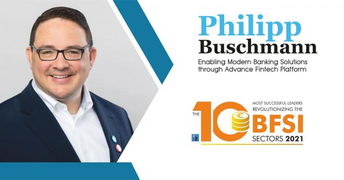 Philipp Buschmann: Enabling Modern Banking Solutions through Advance Fintech Platform