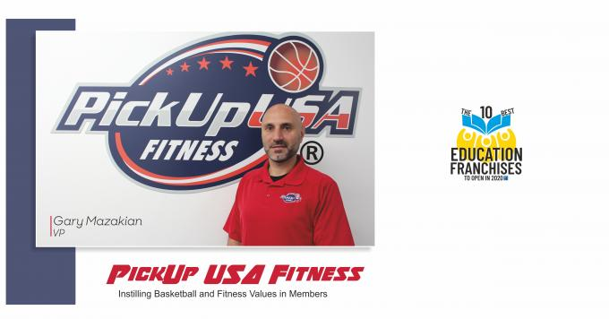 PickUp USA Fitness: Instilling Basketball and Fitness Values in Members