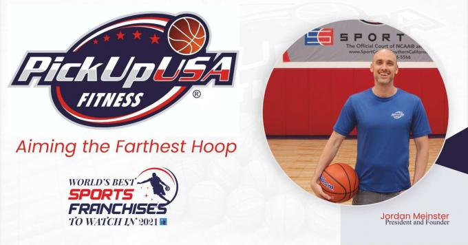PickUp USA Fitness: Aiming the Farthest Hoop