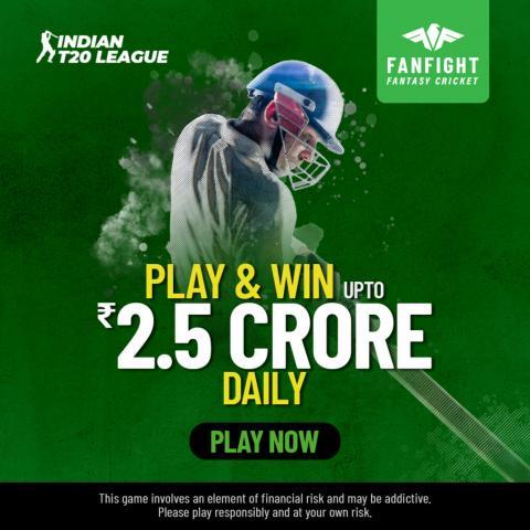 Importance of Playing Indian T20 Fantasy Cricket League 2021 | Amaravathi News Times