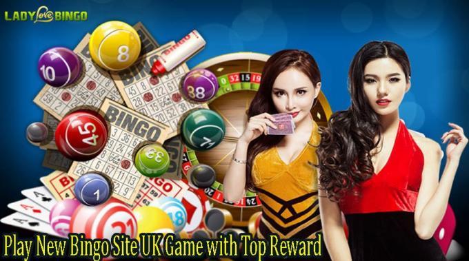 Play New Bingo Site UK Game with Top Reward – Lady Love Bingo