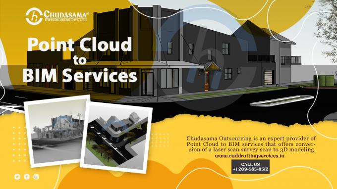 Point cloud Scan to BIM Modeling Services - COPL