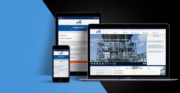 Website Design Company in Pune | Web Design Agency India | IKF