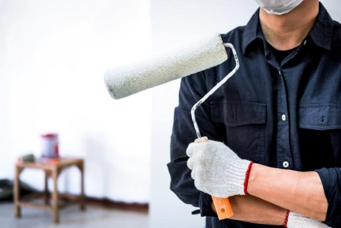 Residential Painting Services-INTERIOR & Exterior home painting services