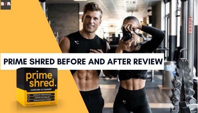 Prime Shred Review: Metabolism Booster For Men