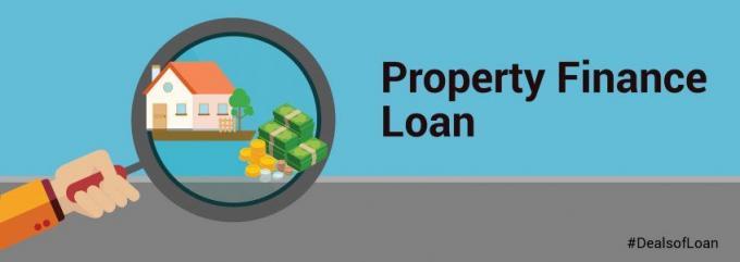 Property Finance Loan | DealsOfLoan