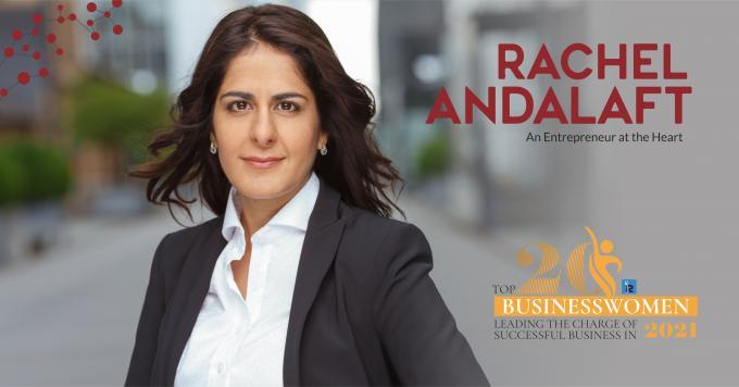 Rachel Andalaft: An Entrepreneur at the Heart - InsightsSuccess