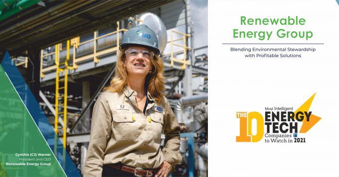 Renewable Energy Group: Blending Environmental Stewardship with Profitable Solutions