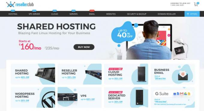 ResellerClub Review 2021, Get Best Web Hosting Services For Website