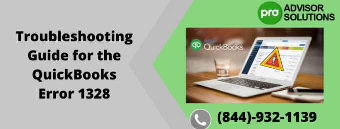 Troubleshooting Guide for the QuickBooks Error 1328 -News Hub Feed - One Place For All News