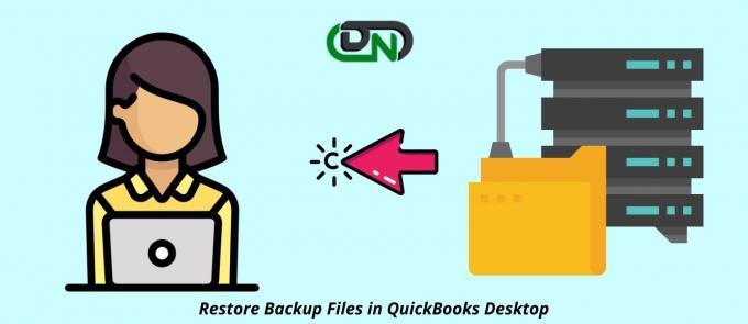 How to Restore Backup Files in QuickBooks Desktop
