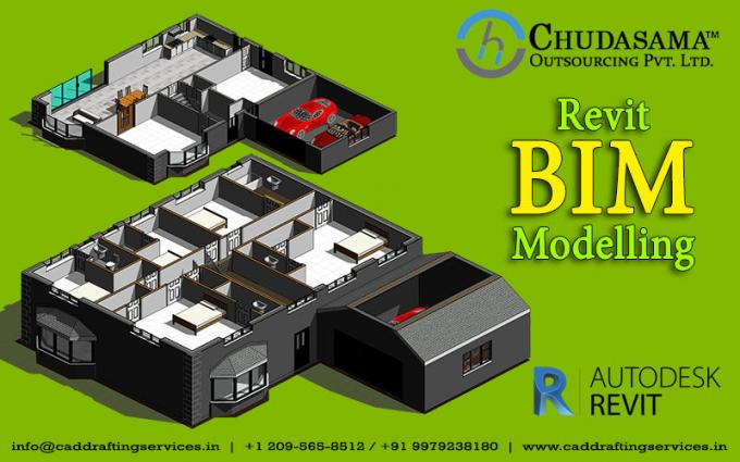 Revit Architectural BIM Models