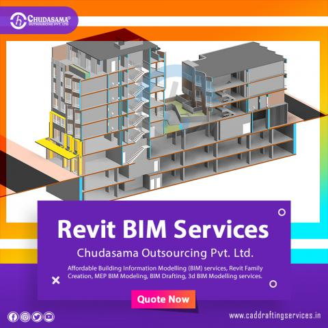 3D BIM Modeling Services | Revit Family Creation | Structural BIM services - COPL