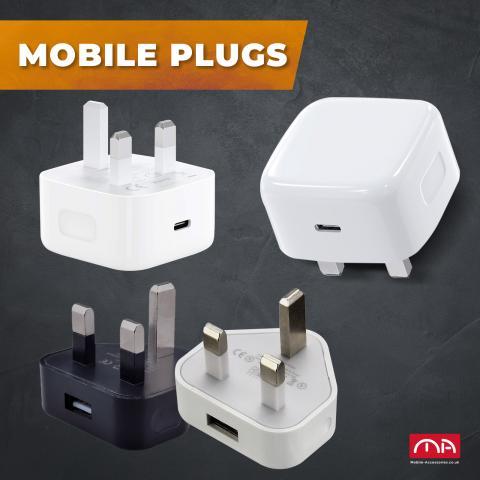 Mobile Plugs | Mobile Accessories UK
