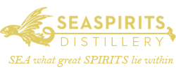 Silver Flavored Rum at SeaSpirits Distillery - White Rum Woodinville