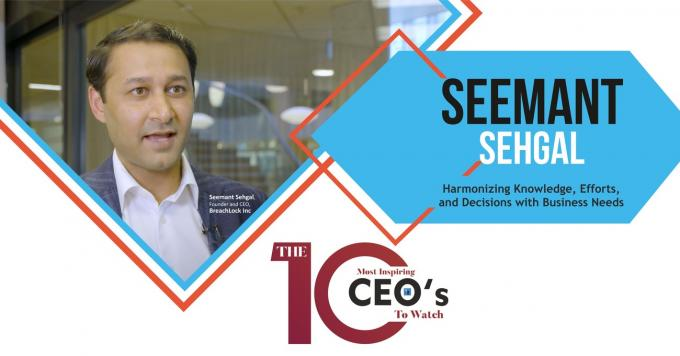 Seemant Sehgal: Harmonizing Knowledge, Efforts, and Decisions with Business Needs