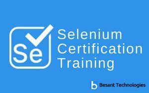 Selenium Training in Pune | Best Selenium Training Institute in Pune