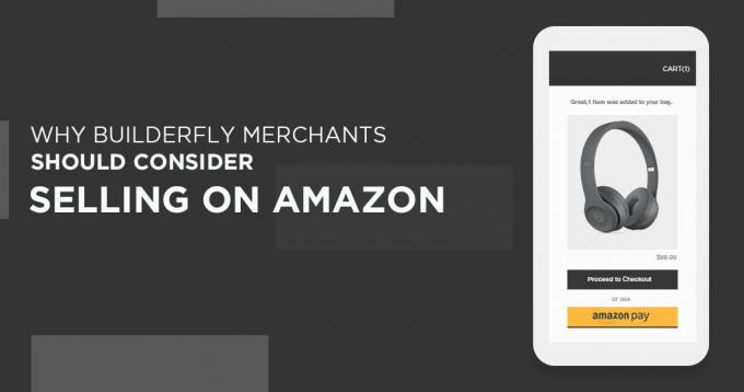 Why Builderfly Merchants Should Consider Selling on Amazon