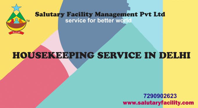 housekeeping service in delhi