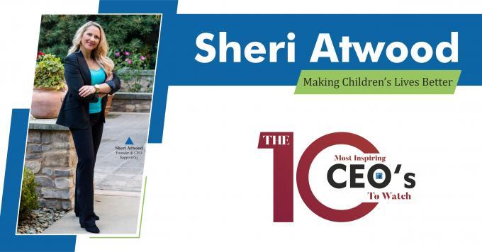 Sheri Atwood: Making Children's Lives Better