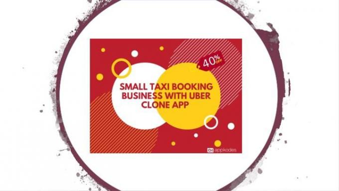 PPT - Get 40% OFF to Small Taxi Booking Business With Uber Clone App PowerPoint Presentation - ID:8106822