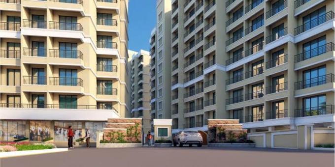 Buy Flats 1 bhk At Kalyan Nagari Kongaon Kalyan West Project