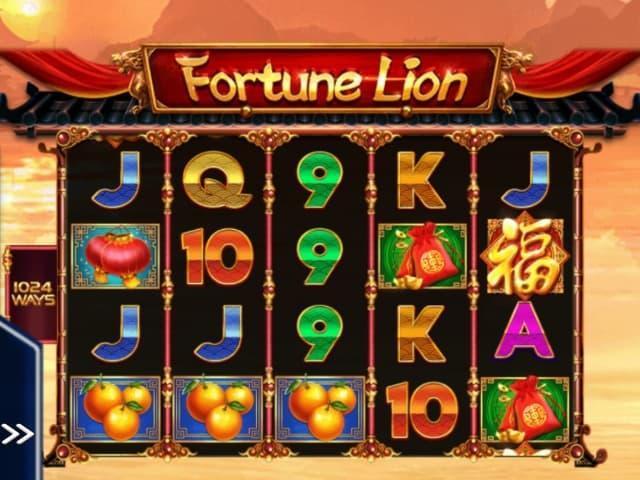 Fortune Lion - Sư tử may mắn » 7ball