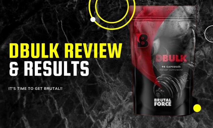 DBulk Review  Best Bodybuilding Supplement In The Market