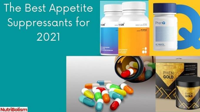Do Appetite Suppressants Work? [Top 3 Fat Burners for 2021]