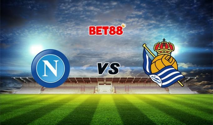 Soi kèo Napoli vs Real Sociedad, 00h55 - 11/12