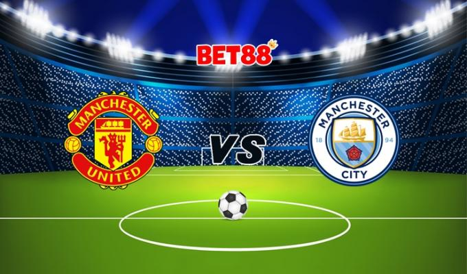 Soi kèo Manchester United vs Manchester City, 00h30 - 13/12