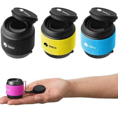 Recognize Brand Name Using Promotional Wireless Speakers