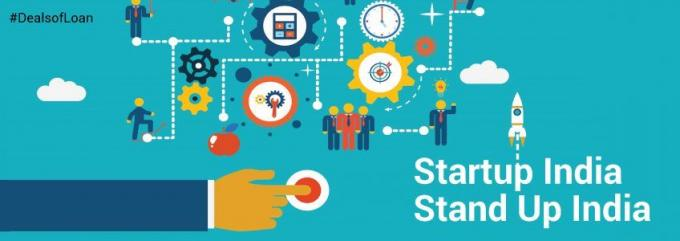 Startup India, Stand Up India | DealsOfLoan