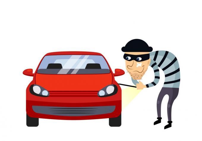 free stolen car check