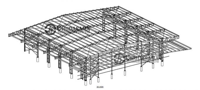 Structural Steel Detailing Services | Steel Detailing Drawings