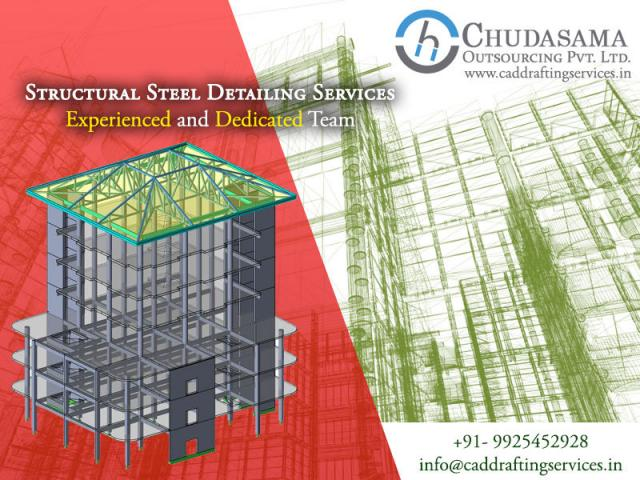 Structural Steel Detailing Services