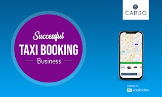 Taxi Booking App Script - CABSO: Successful Taxi Booking Business – Cabso
