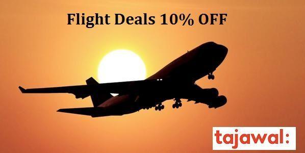 Tajawal Travel Deals