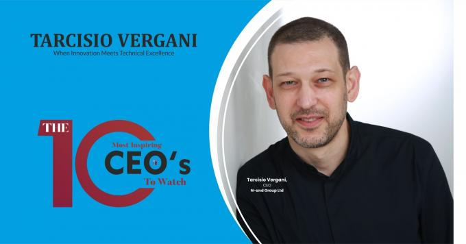 Tarcisio Vergani: When Innovation Meets Technical Excellence
