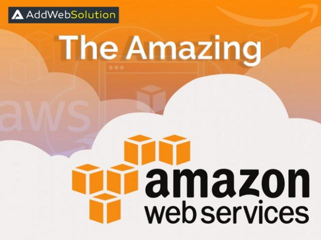 The amazing features of 'Amazon Web Services'!   AddWeb Solution