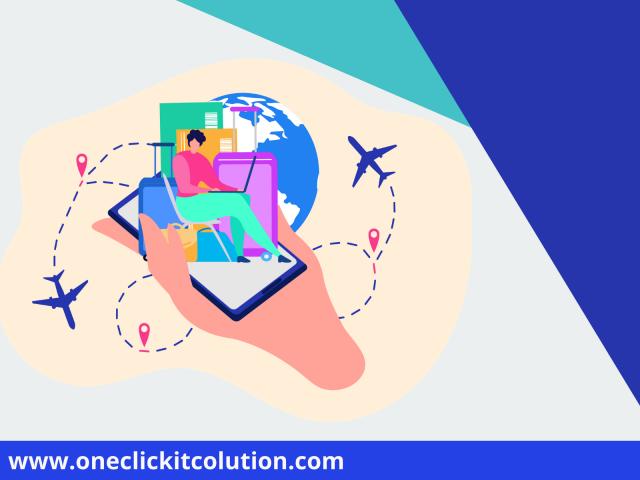 Travel Mobile Application Development Company, Travel Technology Application Development